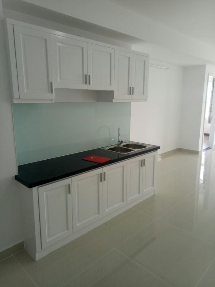 Cho thuê căn hộ Citizen Trung Sơn, 91m2, 2PN, 3WC, giá 12 tr/th, sàn gỗ, căn góc