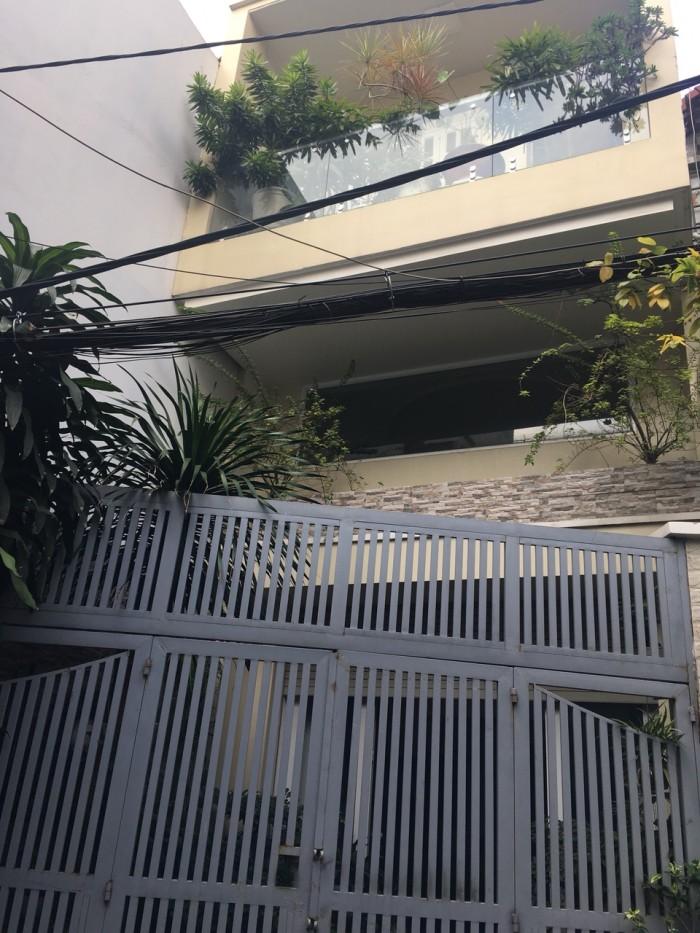 Bán nhà hẻm xe hơi Tân Hương,DT:4mx19m, 2,5 Tấm