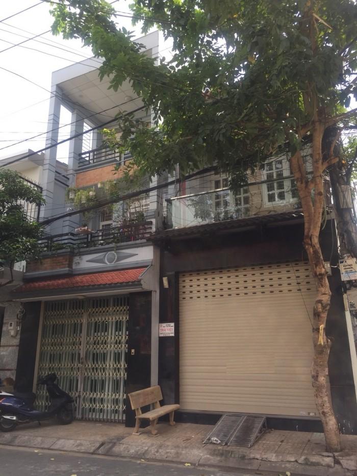 Cho thuê nhà MT đường Nguyễn Văn Tố, 4x16m, 1 trệt 1 lầu