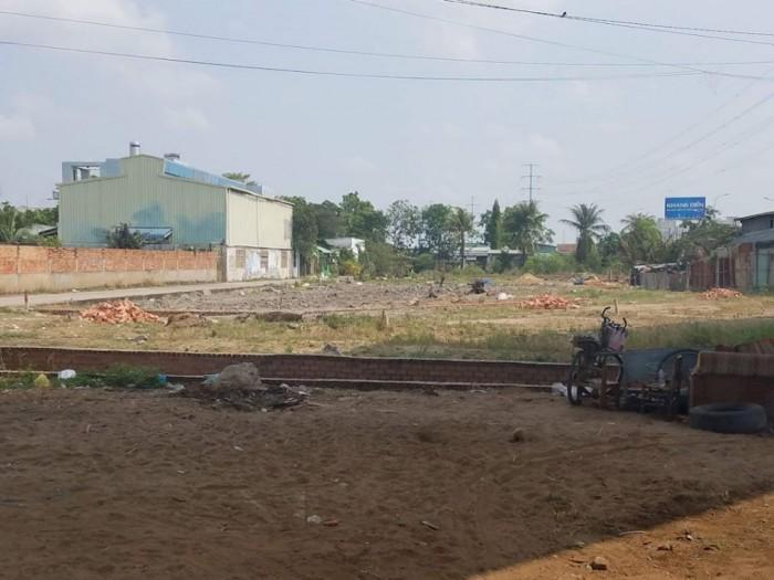 Đất 5x14m mặt tiền đường hiện hữu 7m xây dựng ở ngay đường vĩnh lộc vào 1sec 200m.