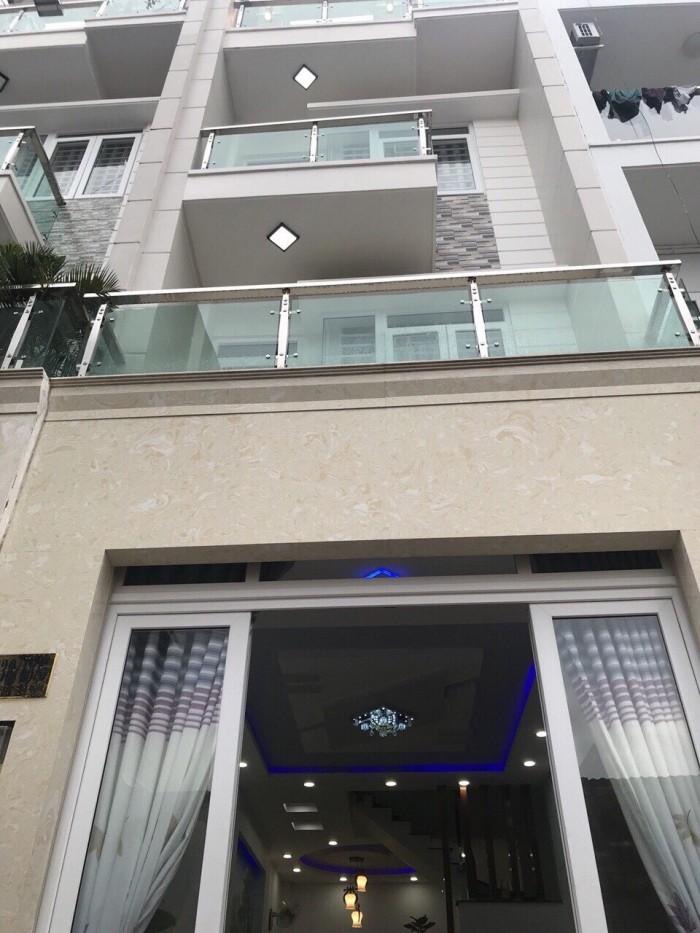 Nhà vị trí đẹp 52m2, 1 xẹc đường Phạm Văn Chiêu,p9,GV