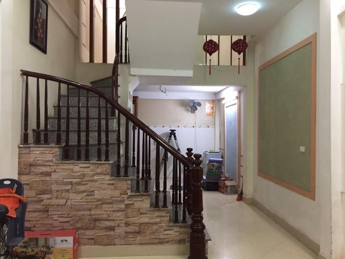 Bán nhà Tả Thanh Oai, 35m x 4 tầng, có chỗ để ô tô.