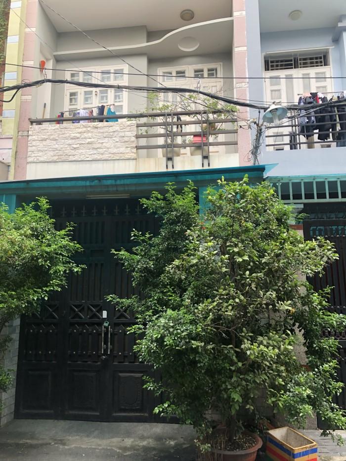 Bán nhà đường Nguyễn Tư Giản , Gò Vấp .Tphcm