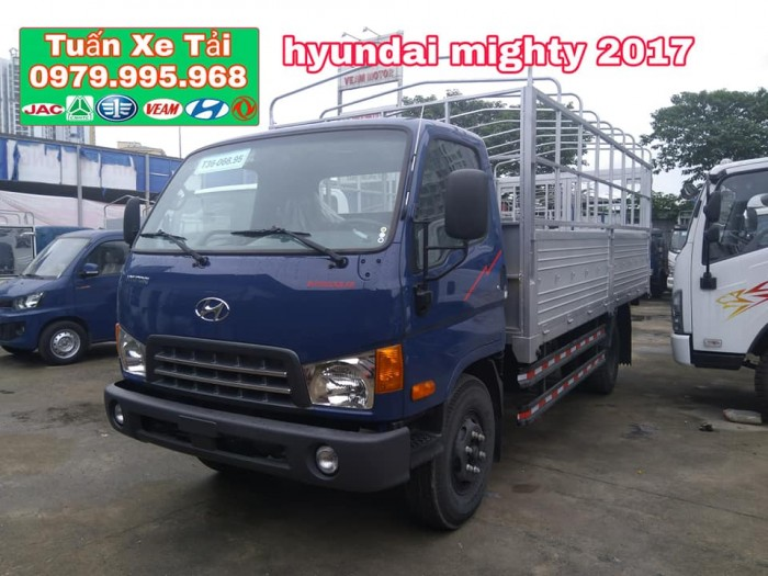 Xe tải Hyundai Mighty 2017 8 tấn,giá tốt nhất thị trường