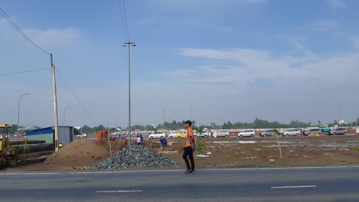 Đất nền đô thị Tây Nam SG.