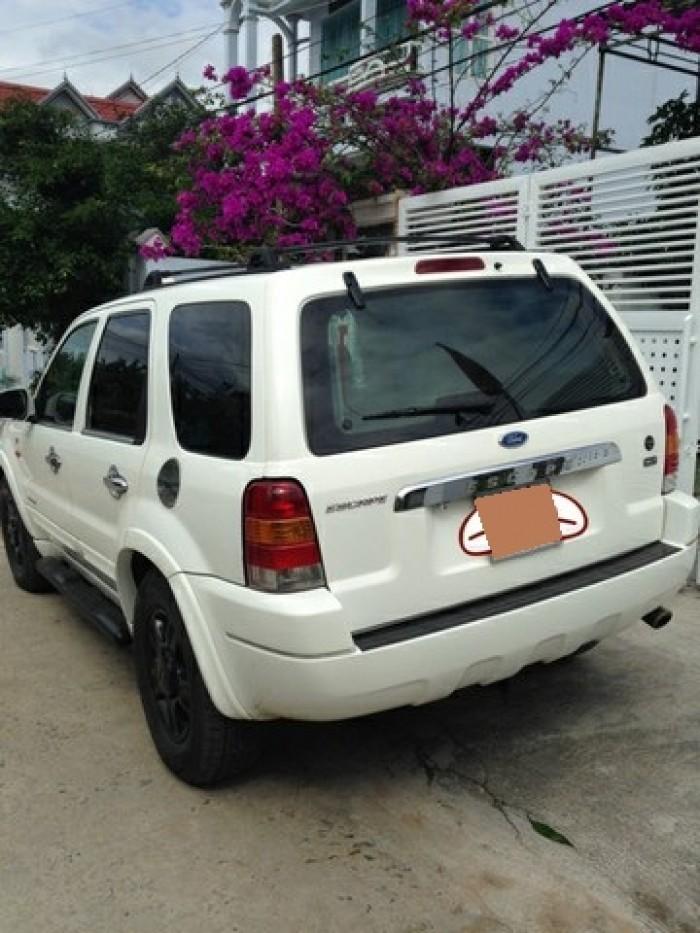Ford Escape sản xuất năm 2006 Số tự động Động cơ Xăng