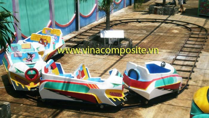 Xe lửa điện trẻ em siêu tốc giá rẻ, tàu hoả điện siêu tốc giá rẻ10