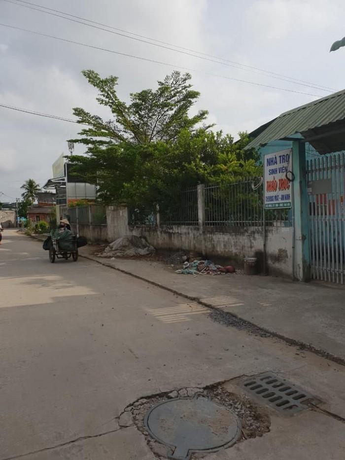 Bán nền thổ cư 100% Hẻm tổ 3 Đường 3/2 thông qua hẻm 1 Trần Vĩnh Kiết, thuận tiện mua bán kinh doanh