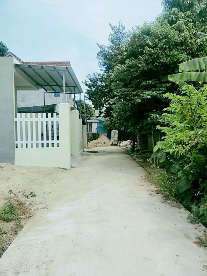 Bán đất giá rẻ tại Tam Thai. Thủy Xuân. Huế DT 100m2