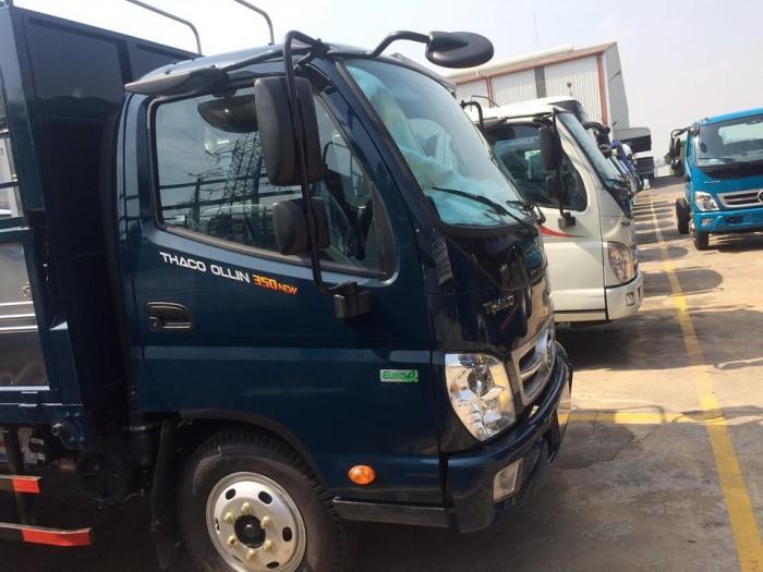Bán xe tải THACO OLLIN 350 EURO4 giá tốt nhất tại Đồng Nai 3