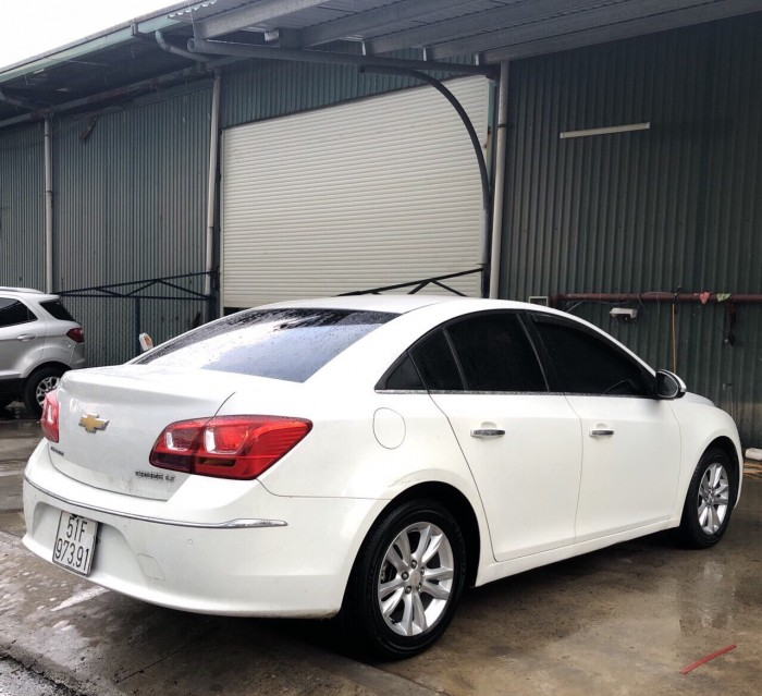 Bán Chevrolet Cuze sx 2016 màu trắng