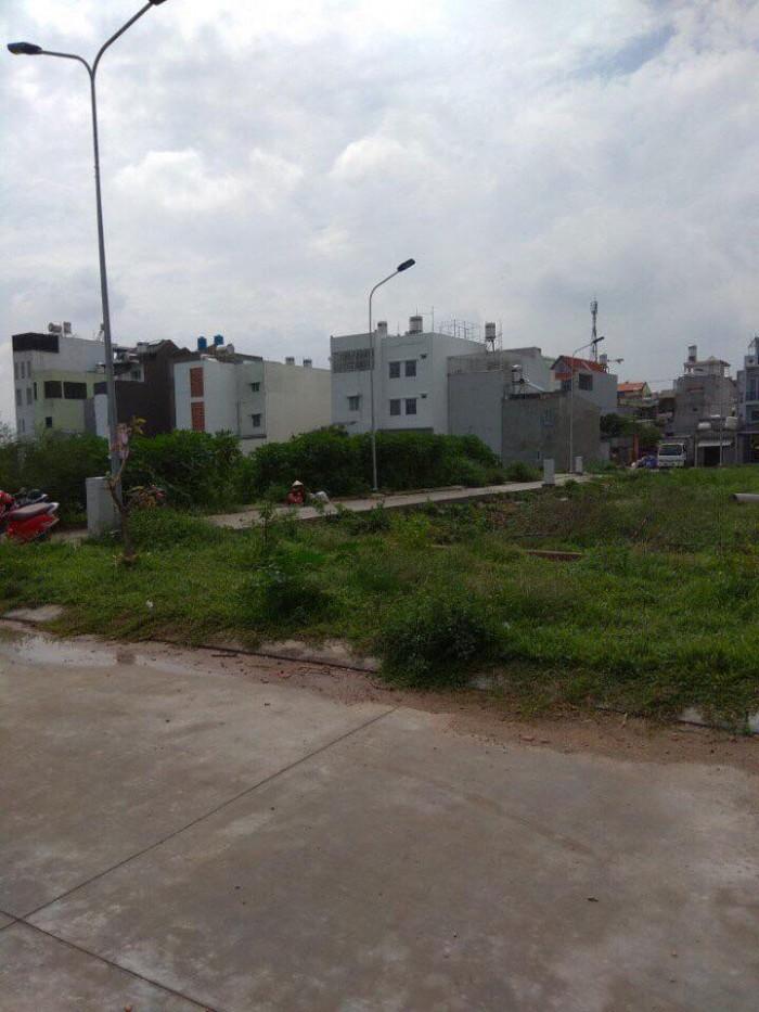 Khu dân cư Lê Đức Thọ , đường Số 6 ,phường 15 ,Quận Gò Vấp