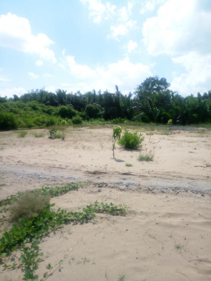 Gia Đình Tôi Cần Bán 570m2 Đất Vườn, Gần Ngã Tư Nguyễn Bình - Lê Văn Lương, Nhà Bè, Tphcm