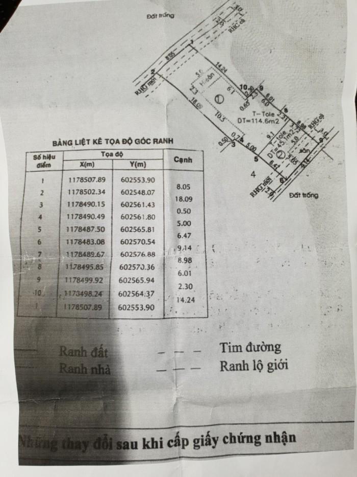 Cần Bán Nhà Cấp 4 Hẻm 2009 Lê Văn Lương, Nhơn Đức, Nhà Bè, Tphcm
