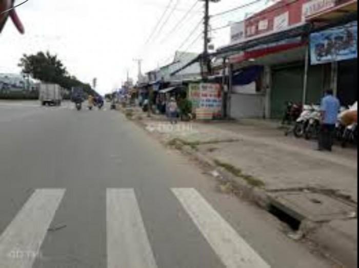 Bán nhà đường Lê Lợi gần chùa Hoàng Pháp Hóc Môn