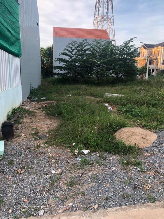 Cần tiền bán gấp lô đất hẻm Chu Văn An Đường nhựa 7,5m, khu dân cư an ninh, sau lưng công an tỉnh quảng ngãi