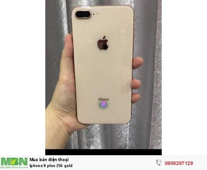 Iphone 8 plus 256 gold3