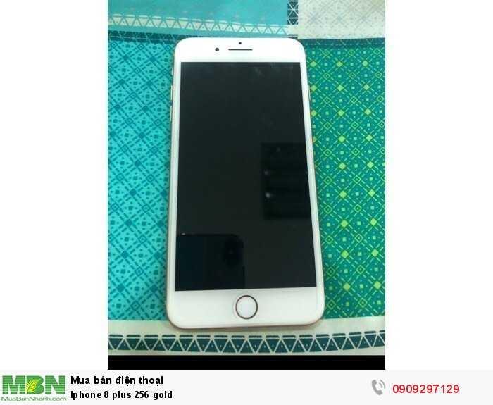 Iphone 8 plus 256 gold4