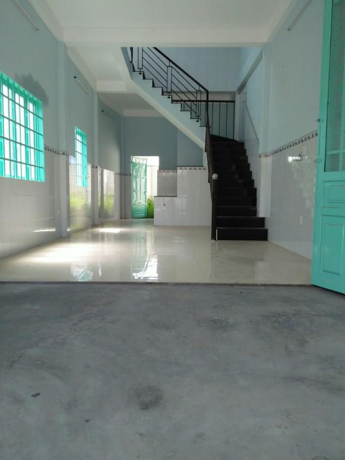 Nhà 1 trệt 1 lầu 2PN SHR KP. Tân Hiệp, Dĩ An.