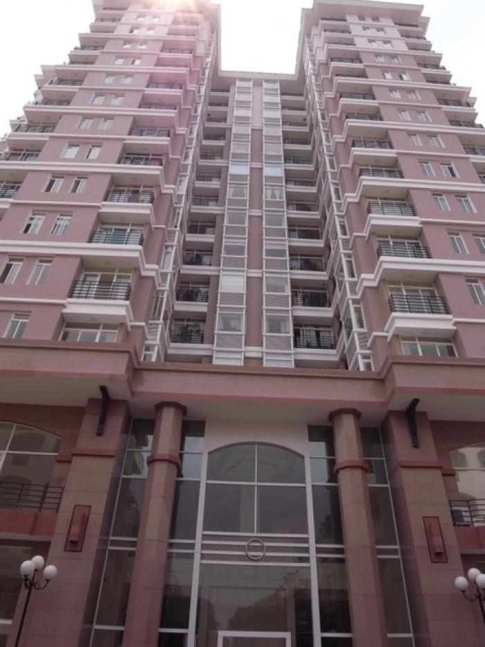 Cần bán căn hộ chung cư Khánh Hội 1 Q.4 dt 82m, 2 phòng ngủ