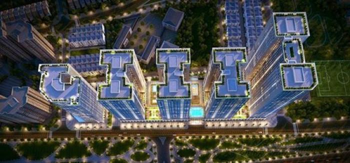 Cần bán nhanh căn chung cư Euro window River Park ngay chân cầu Đông Trù.