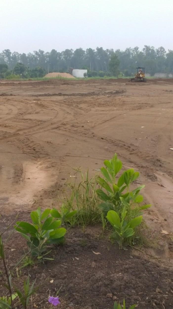 Cần bán lại 2 nền Đất mặt tiền 5x15m, 5x17m đường Vĩnh Lộc, liên ấp 6 Vĩnh Lộc B Bình Chánh.