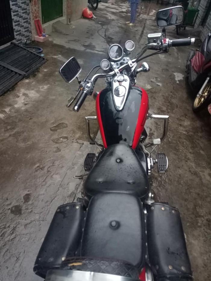 Moto Rebel (USA) 170c két nước biên bản đặc biệt hiếm có xe bstp chính chủ nguyên zin biển 9