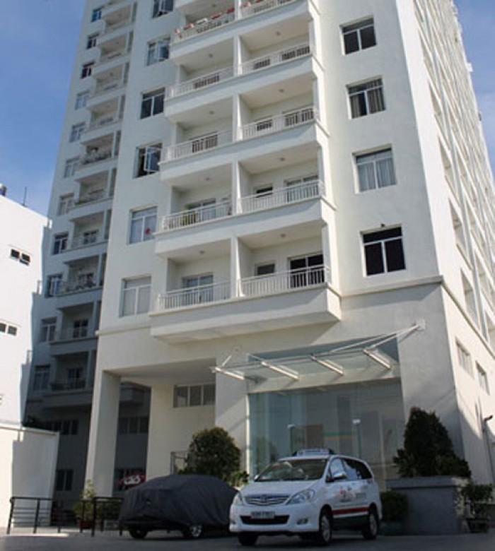 Cần bán căn hộ chung cư Quốc Cường 1 Q.7 dt 98m, 3 phòng ngủ
