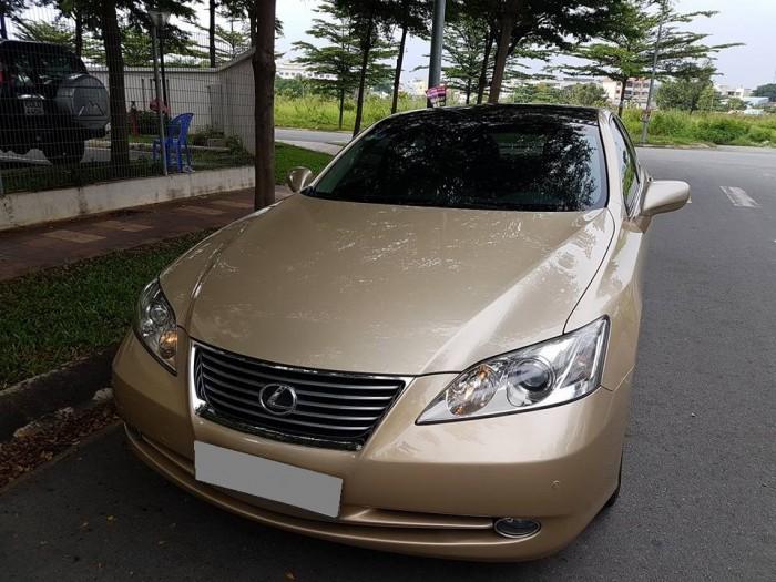Lexus Es350 Vàng cát 2009 tự động nhập mỹ độc nhất sài gòn bao đẹp