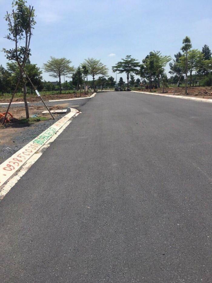 Đất đường Nguyễn Duy Trinh, Trường Lưu, 53m2, sổ hồng riêng, giá tốt