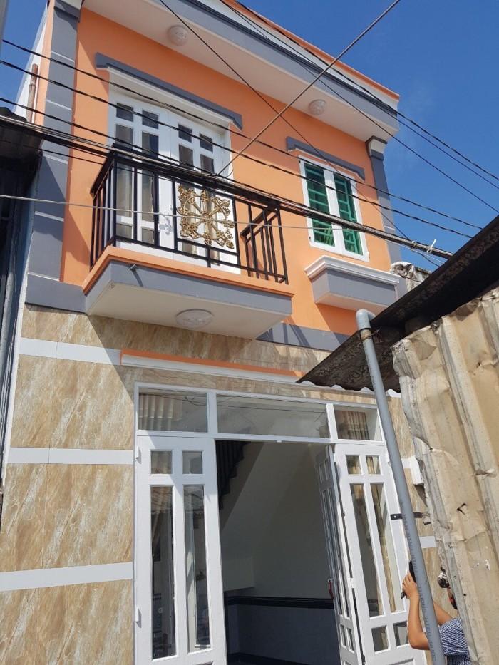 Bán nhà gần Chợ Cầu Đồng Q12, Dt 4 x 7