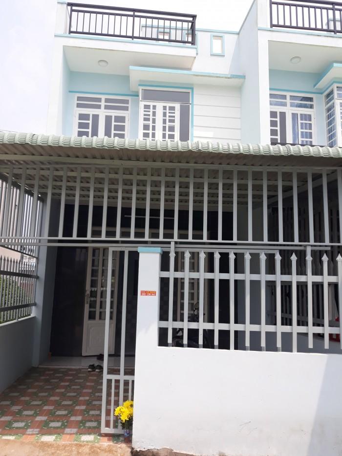Bán 1 căn nhà mới sổ hồng riêng ấp Kim Điền, Xã Tân Kim, Long An, KDC hiện hữu, an ninh