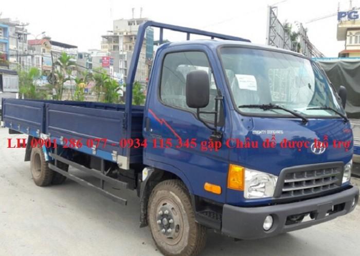 Bán xe tải Hyundai thùng lửng 7 tấn HD700/mạnh mẽ, tải trọng lớn/ giá tốt/ trả góp 70%/ thủ tục đơn giản