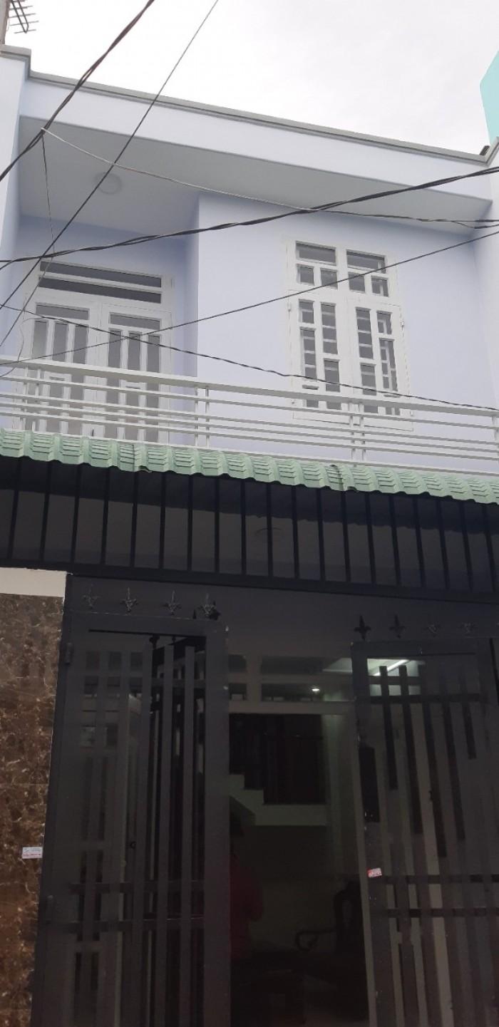 Nhà Bán Gấp ! Chính Chủ Nhà Xây 1 Lầu 4x14 Vĩnh Lộc A