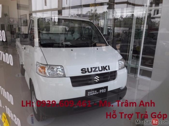 Suzuki Pro 2018 Nhập khẩu/740kg-Lãi Xuất Ưu Đãi