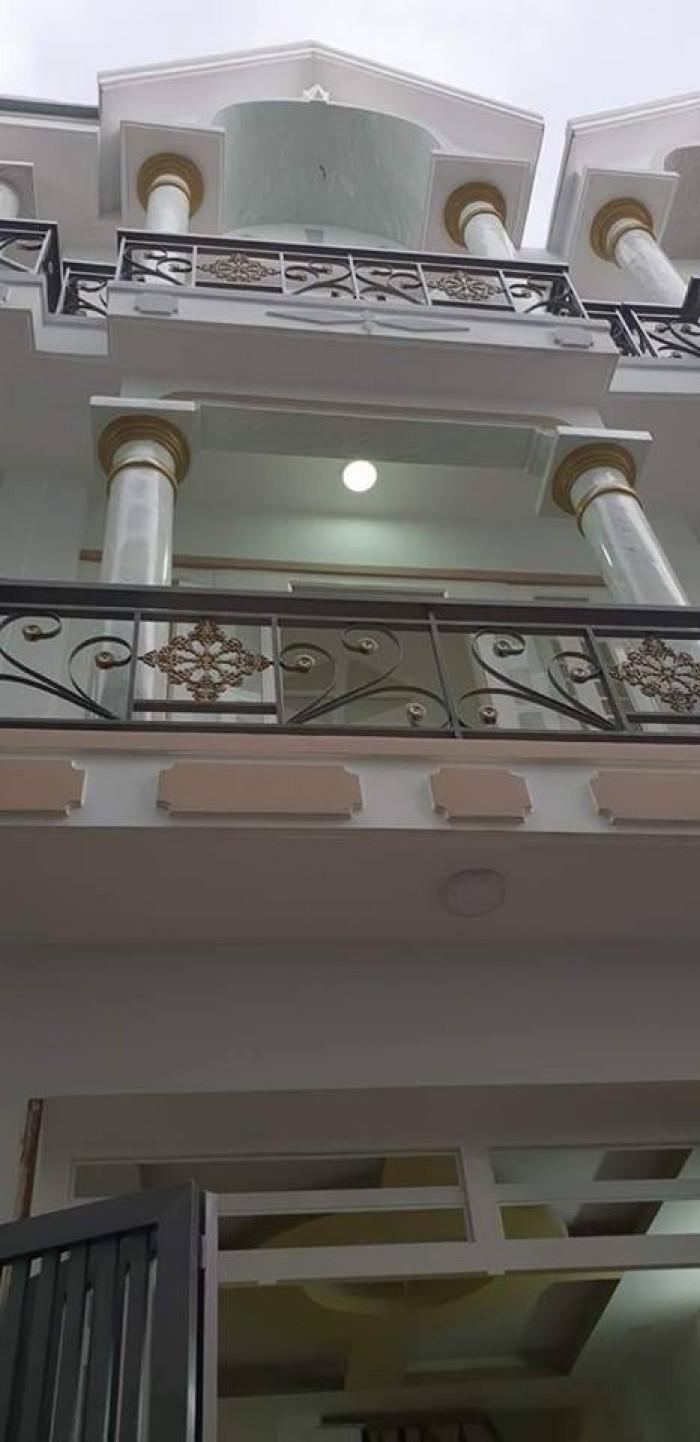 Bán nhà 1 trệt 2 lầu ngay đường số 15, Bình Hưng Hòa, Bình Tân