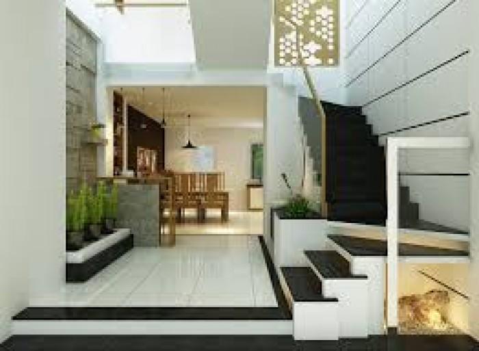 Bán nhà đẹp, HXH và Ô tô vào nhà, Bình Thạnh, 60 m2, 4 tầng