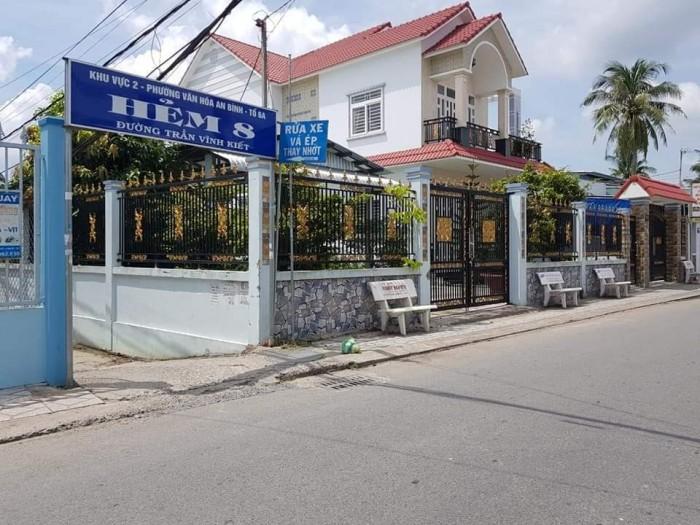 Bán Nền Hẻm 4 Trần Vĩnh Kiết P. An Bình Q. Ninh Kiều Tp. Cần Thơ