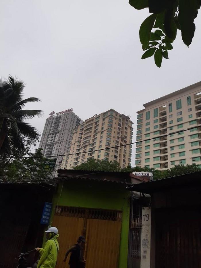 Bán nhà ngõ KD ôtô tránh phố Nguyễn Khang 82m2, 5 tầng, Mt 5m