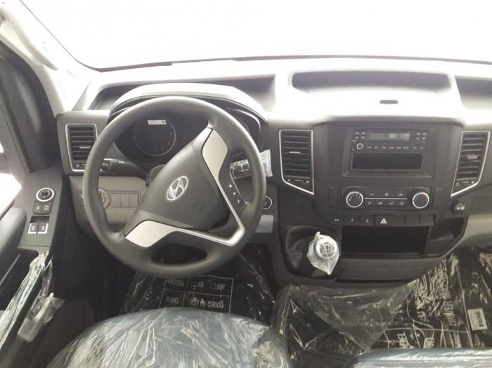 Giá Xe 16 Chỗ Solati 2018 , Hyundai Solati 16 Chỗ Màu Bạc , Đặt Xe Ngay Tặng Ngay 30 Triệu 2