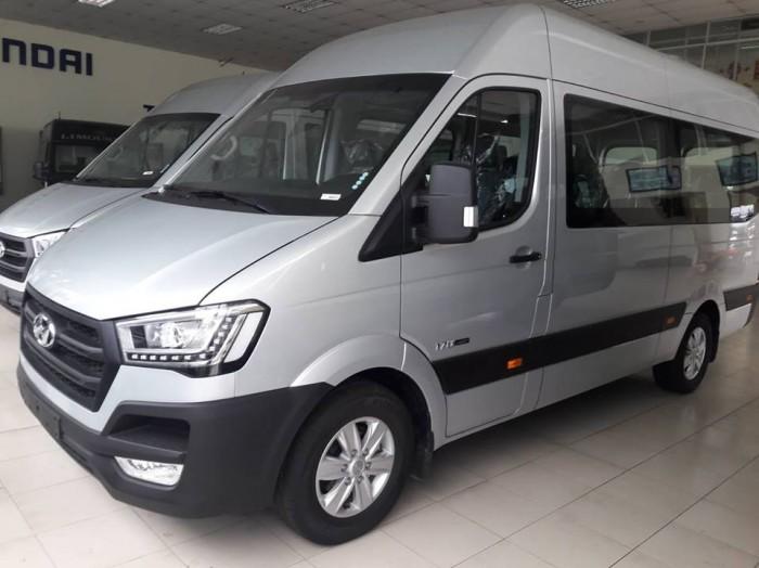 Giá Xe 16 Chỗ Solati 2018 , Hyundai Solati 16...