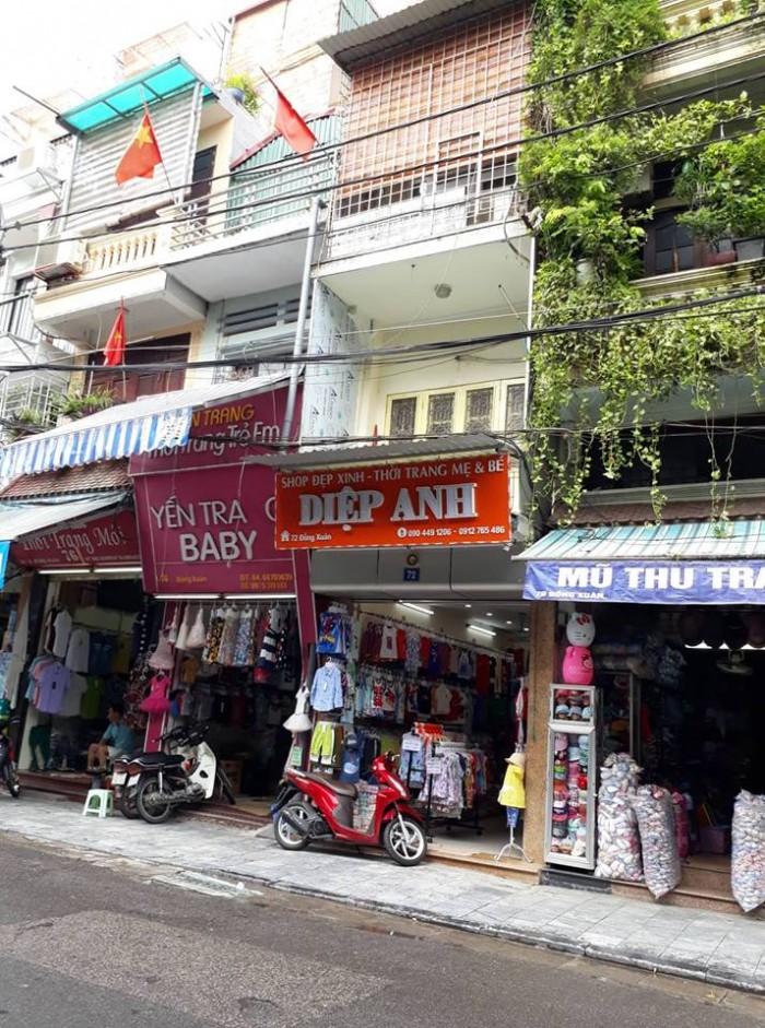 Bán Nhà Phố Đồng Xuân 90M - 2 Tầng - Mt 3.7 M