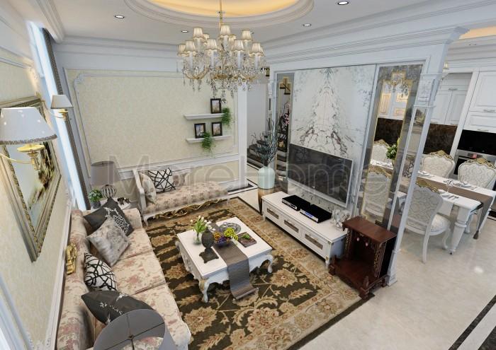 Cho thuê nhà 600m2 sàn, đường cực rộng tại P. Long Biên, ở cho 40 người, CHÚ Ý!