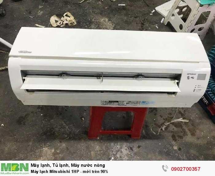 Máy lạnh Mitsubishi 1HP - mới trên 90%0