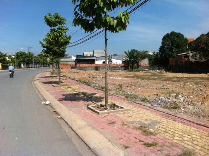 Bán Đất Mặt Tiền Đường Song Hành Thị Trấn Long Thành Đồng Nai