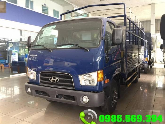 Bán Xe Tải Hyundai Mighty 75s - trả Góp Lãi xuất thấp