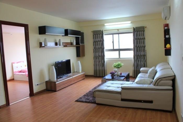 Cần bán gấp căn hộ Lê Thành Q.Bình Tân, DT 60m, 2PN, 1WC, view giếng trời, sổ hồng, nhận nhà ngay