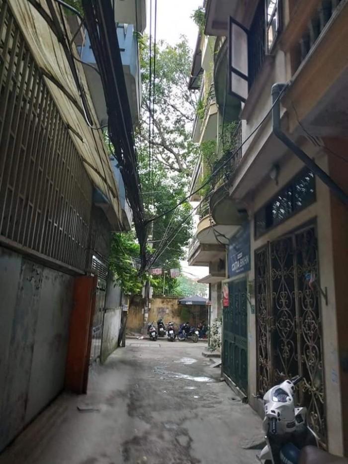 Bán nhà phân lô, ngõ ô tô phố Lê Thanh Nghị, Hai Bà Trưng 33m2, 5 tầng