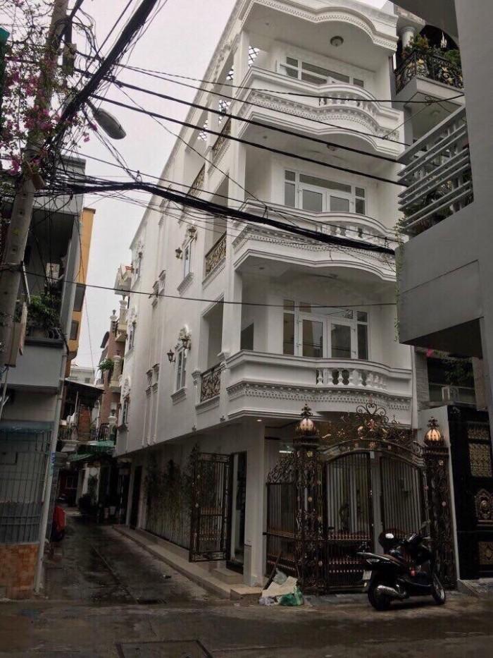 Cần bán nhà 2 mặt tiền HXH Huỳnh Văn Bánh ,P.13, Phú Nhuận