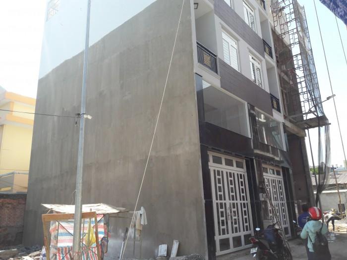 Tôi bán nhà Nguyễn Thị Nhỏ, Q.Tân BÌnh (4,5 x 12 ) 5 tầng